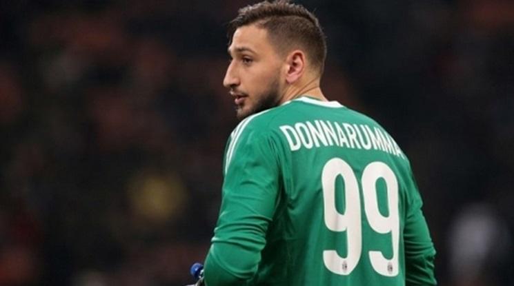Донарума се готви да напусне Милан