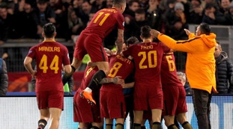 Рома със забележителен дефанзивен рекорд в ШЛ