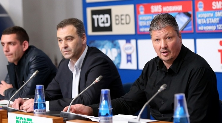 Любо Пенев поиска министерска оставка