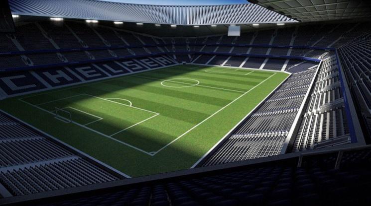 "Челси започва ремонт на ""Стамфорд Бридж"""