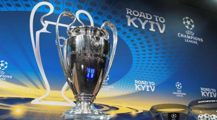 Ювентус - Реал Мадрид е големият сблъсък на 1/4-финалите
