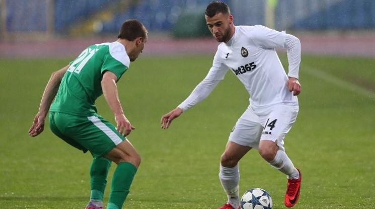 Славия завърши редовния сезон на седма позиция