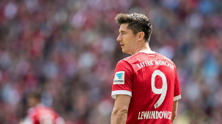 Реал Мадрид не се отказва от Левандовски