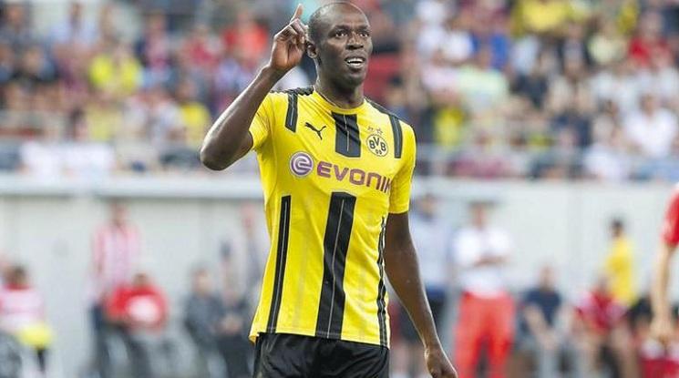 Юсейн Болт ще тренира с Борусия Дортмунд