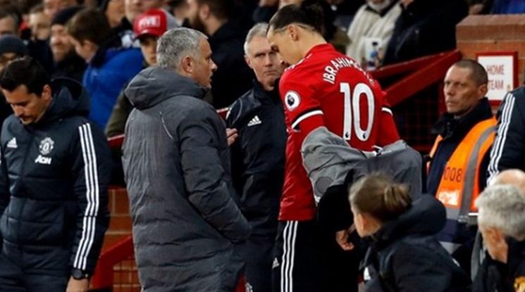 Златан напуска Юнайтед още през следващата седмица?