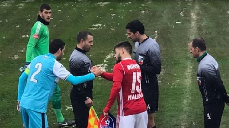 ЦСКА отстъпи на Струмска слава (видео)