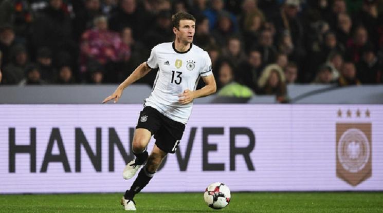 Трима германци пропускат мача с Бразилия