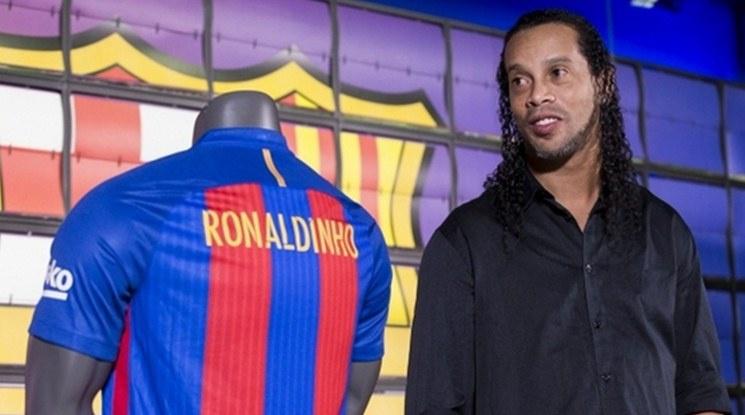 Роналдиньо ще гради музикална кариера