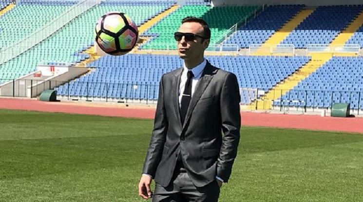 Бербатов обяви: Нямам търпение да стана треньор