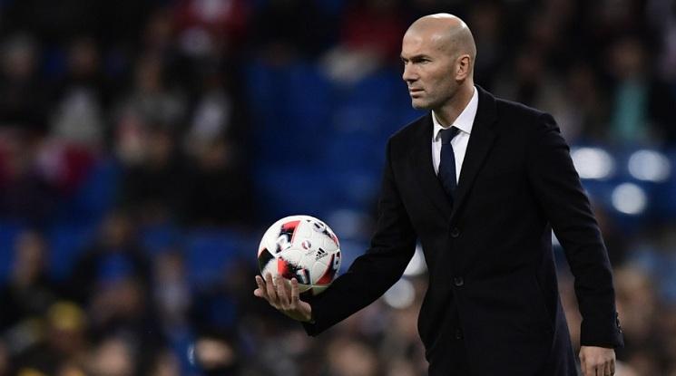 Зидан: Амбициран съм да продължа в Реал Мадрид