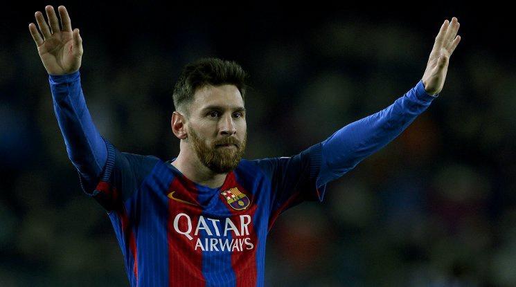 Защитник на Рома: Меси не може да бъде спрян
