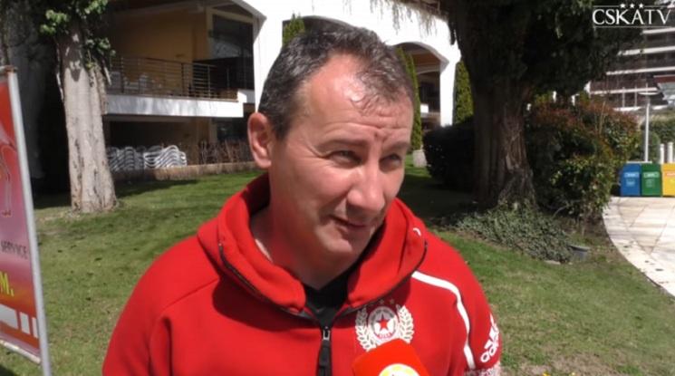 Белчев преди дербито: Малките детайли ще решат мача (видео)