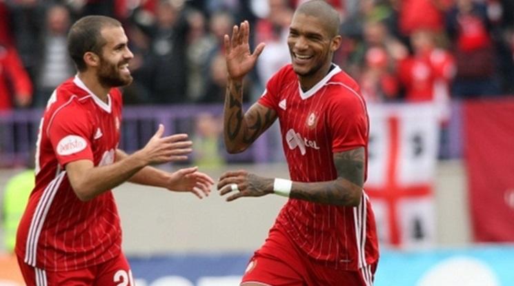 Каранга: До края на сезона съм в ЦСКА, искам да си тръгна с трофей
