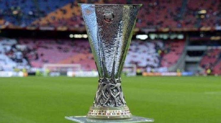 Откраднаха купата на Лига Европа в Мексико