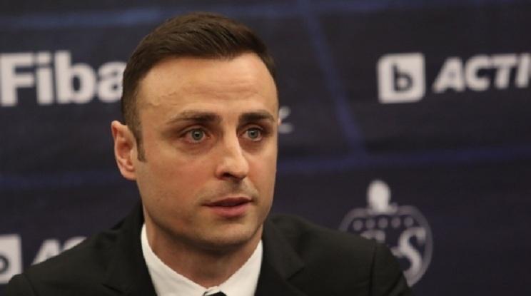Бербатов: Искам да се пробвам като мениджър