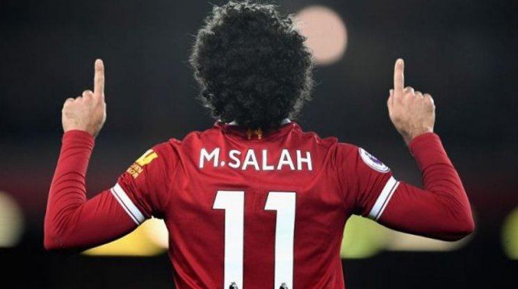 УЕФА принудила Рома да продаде Салах