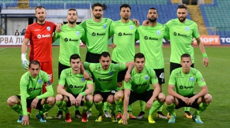 Черно море без половин отбор срещу Витоша