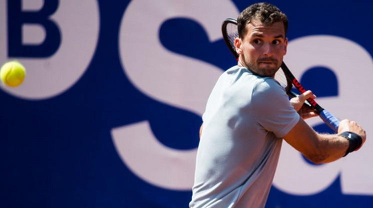 Испанец спря Гришо на четвъртфинал в Барселона (видео)