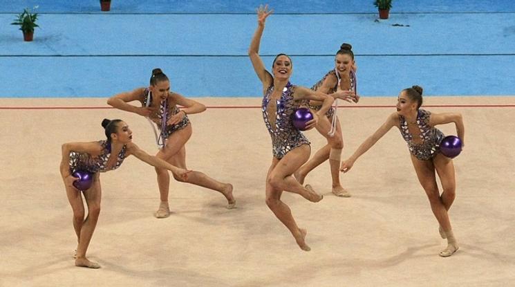 Грациите ни завоюваха второ злато в Баку