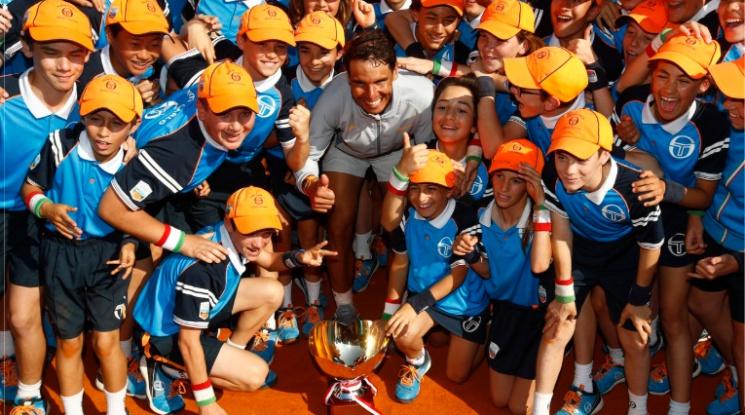 Надал взе рекордна 11-а титла в Барселона (видео)