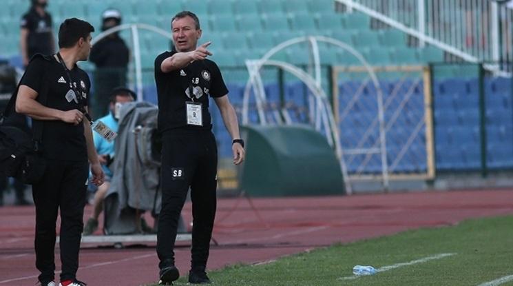 """Армейците"" освободиха Стамен Белчев"