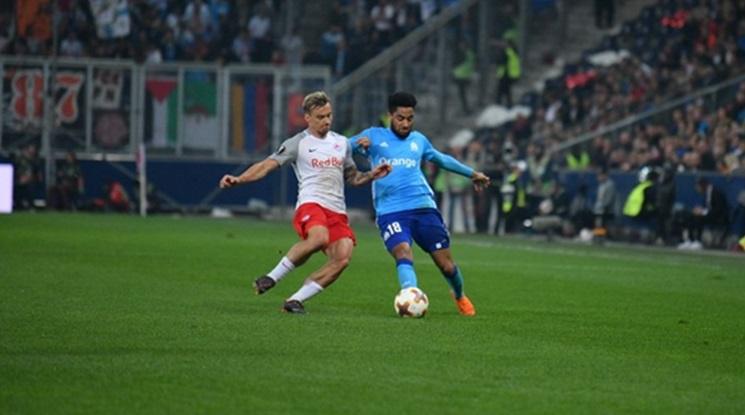 ОМ се добра до финала след продължения срещу Залцбург (видео)