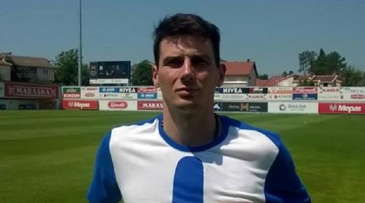 Хърватски защитник пред трансфер в Ботев