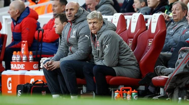Пет фаворита за нов мениджър на Арсенал