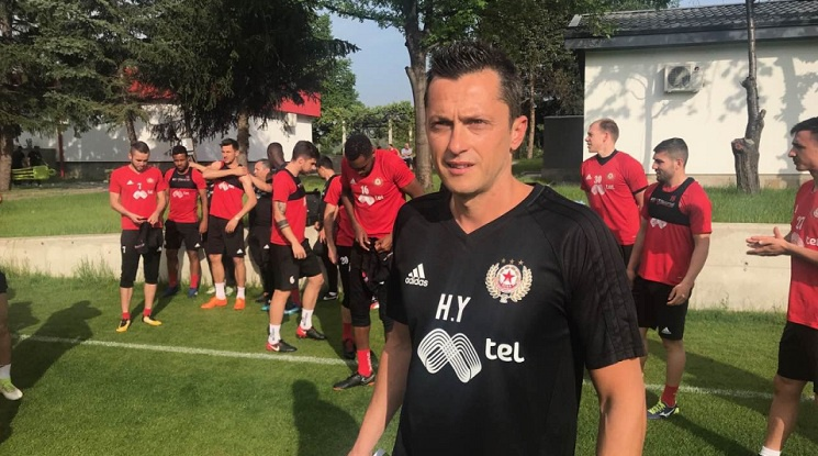 ЦСКА представя новия треньор след мача с Берое