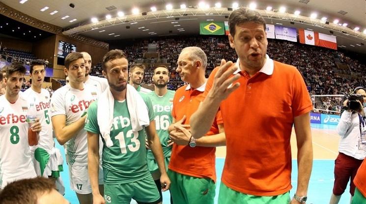 Цветан Соколов може да пропусне световното първенство по волейбол