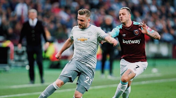 Ман Юнайтед си гарантира второто място след реми с Уест Хям (видео)