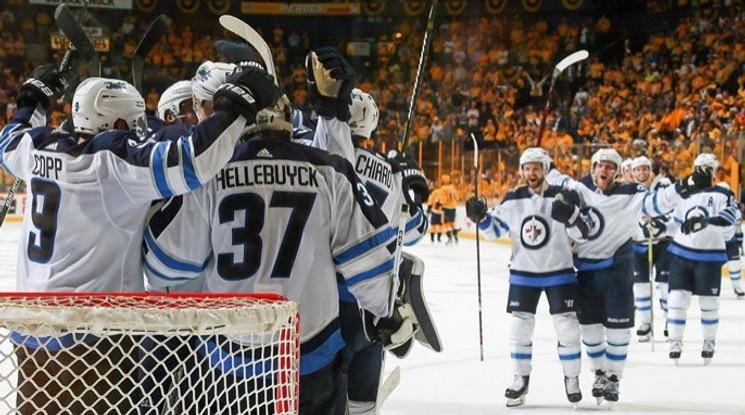 Уинипег се класира за финалите на Западната конференция в НХЛ