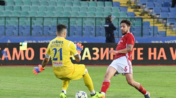 Трима от чужденците в ЦСКА получиха почивка