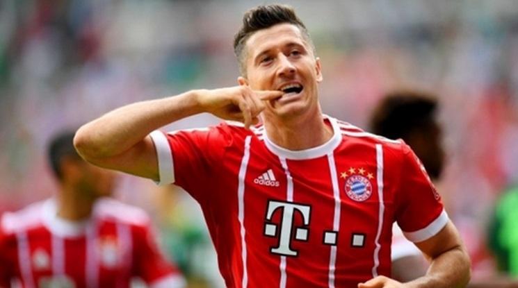 Челси е фаворит за подписа на Левандовски