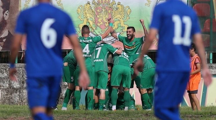 Ботев Враца е новият член на Първа лига (видео)