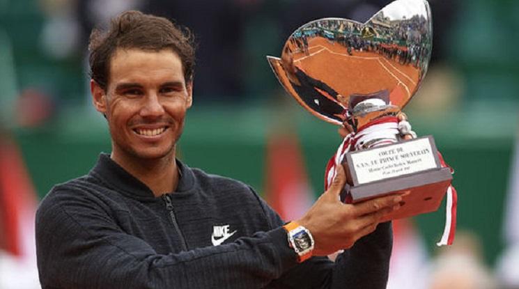 Надал измести Федерер от върха, Гришо е пети