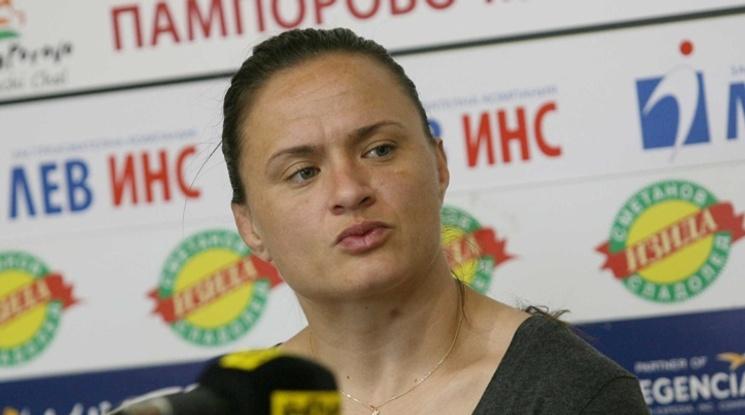 Мария Оряшкова: Следващата ми цел са Европейските олимпийски игри в Минск