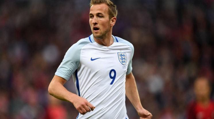 Кейн ще бъде капитан на Англия на Мондиал 2018