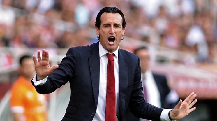 Унай Емери почти сигурно ще е новият мениджър на Арсенал