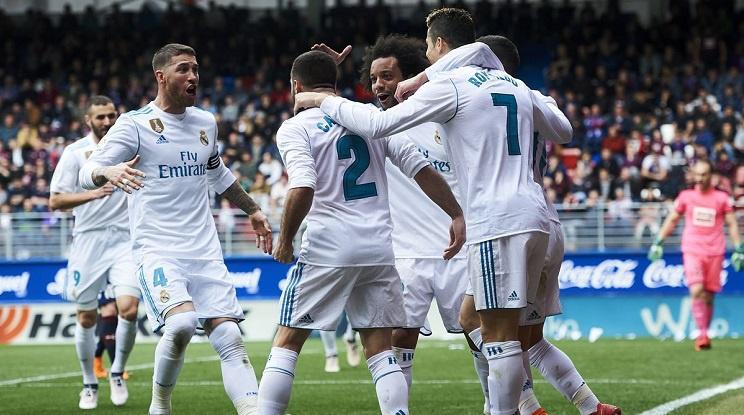 Вижте състава на Реал за финала с Ливърпул