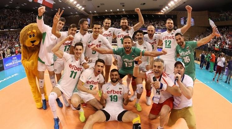 България започва участието си в Лигата на нациите