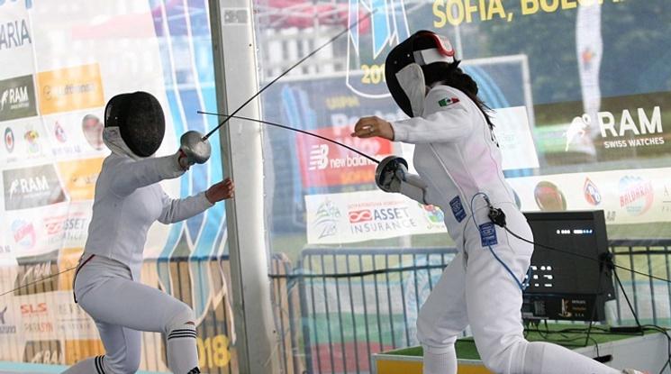 Продължава Световната купа по модерен петобой в София