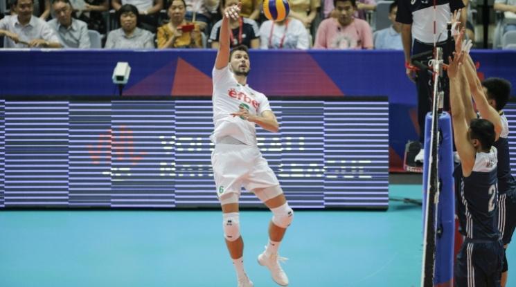 Волейболните ни национали надвиха трудно Китай на старта на Лигата на нациите