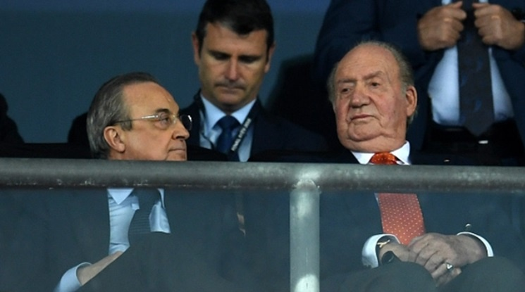 Перес с категорична позиция за бъдещето на Кристиано Роналдо