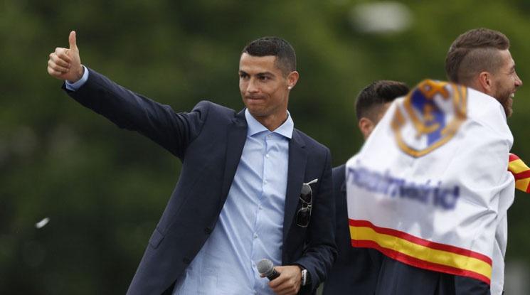 ПСЖ предлага на Роналдо 45 млн. евро годишна заплата
