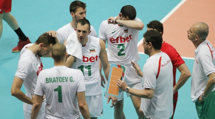 България изпусна победата срещу Сърбия