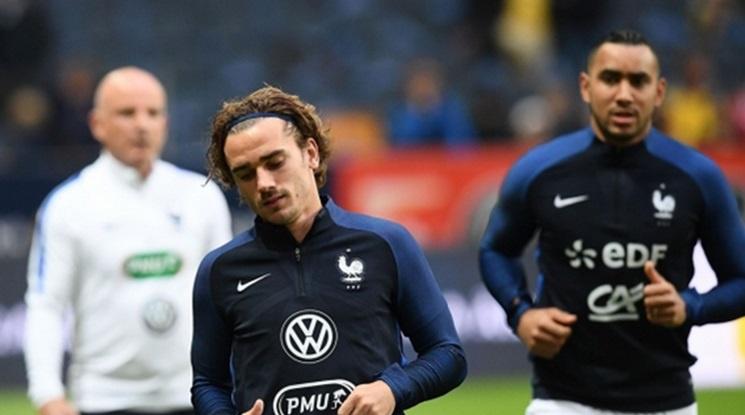 """АС"": ФИФА наказава Барса заради Гризман"