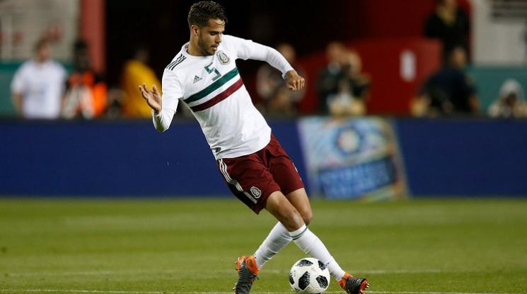 Диего Рейес пропуска Мондиала заради травма
