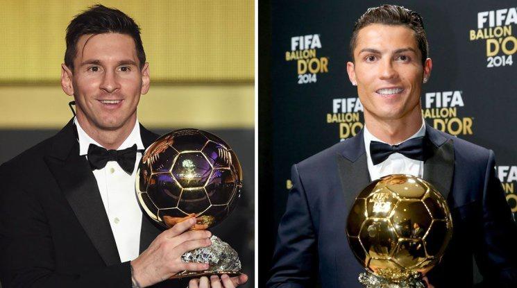 Роналдо посочи кой може да разбие конкуренцията между него и Меси за Златната топка