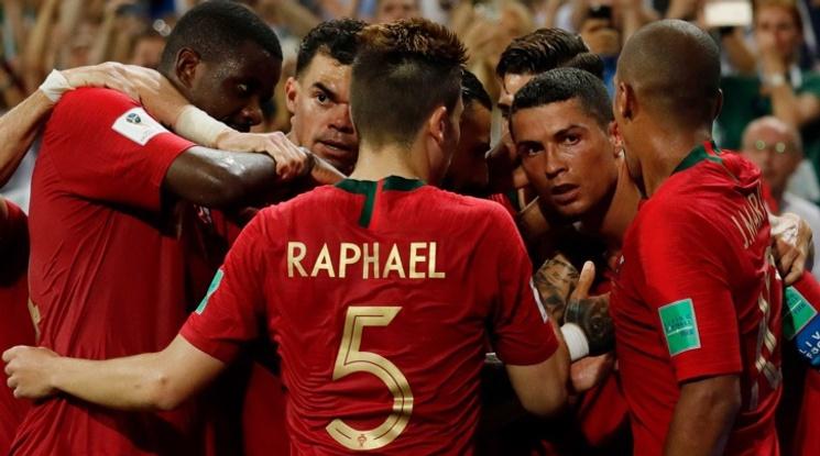 Роналдо: Най-важното беше представянето на целия отбор